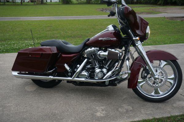 2008 Harley Davidson Street Glide Flhx Motorcycles For Sale
