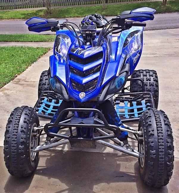 2003 Yamaha Raptor 660 ATV & Four Wheeler For Sale in Lafayette