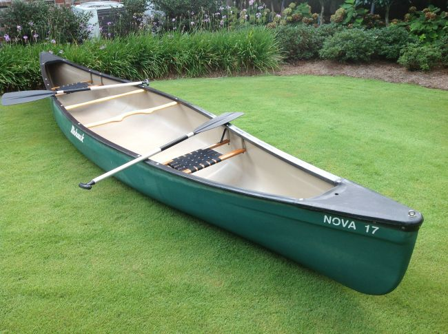 1996 Mohawk Nova 17 Royalex Canoes For Sale in New Orleans