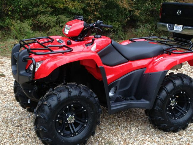 Honda Four Wheelers For Sale >> 2013 Honda Foreman 500 Atv Four Wheeler For Sale In Baton Rouge