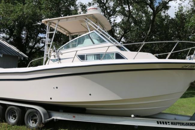 2000 Grady White 272 Sailfish Offshore Boats For Sale in