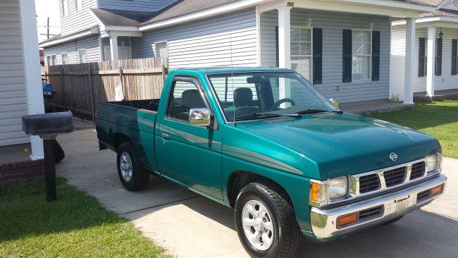1997 Nissan Hard Body Pickup Pickup Truck For Sale In Louisiana