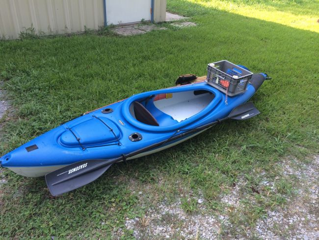 Pelican fishing kayak - Louisiana Sportsman Classifieds, LA