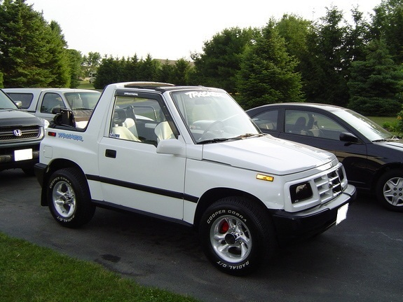 1996 Geo Tracker SUVs For Sale in Mississippi - Mississippi