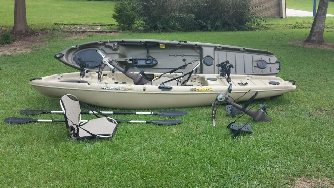 2009 Native Watercraft Mariner Propel Kayaks For Sale in