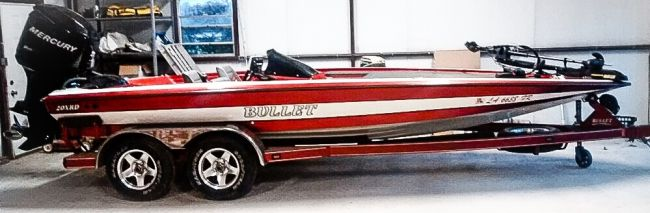 2005 Bullet 20 Xrd Bass Boat For Sale In Alexandria