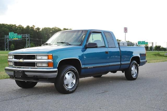 1996 Chevrolet Silverado 1500 4x4 Pickup Truck For Sale In New
