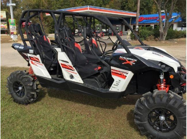 2014 Can Am Maverick Max X Rs Atv Atv Four Wheeler For Sale In Southeast Louisiana Louisiana Sportsman Classifieds La