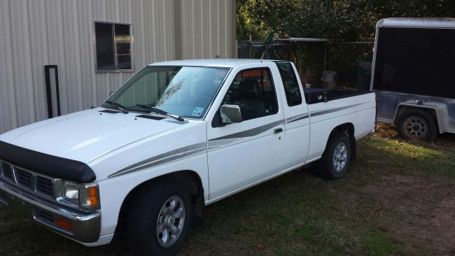1997 nissan hardbody pickup truck for sale in lafayette louisiana Nisan Hardbody 1997 nissan hardbody