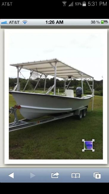 2011 Skiff Crab Boat Skiffs For Sale In Outside Louisiana