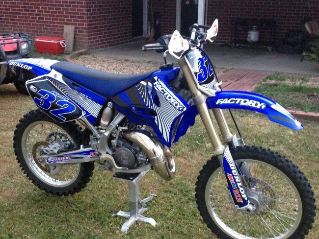 2007 Yamaha yz 125 Dirt Bikes For Sale in Baton Rouge