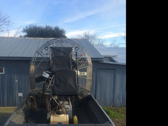 14x7 Diamondback airboat kit for sale PRICE REDUCED