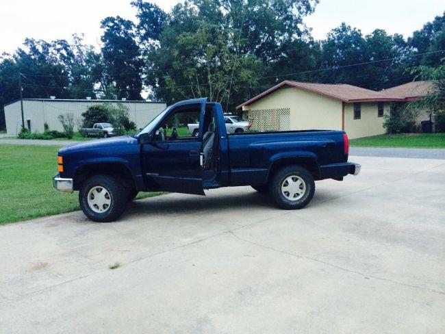 1995 Gmc Sierra 1995 Pickup Truck For Sale In Baton Rouge
