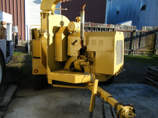 1998 vermeer 1250 bc Chipper For Sale in Louisiana