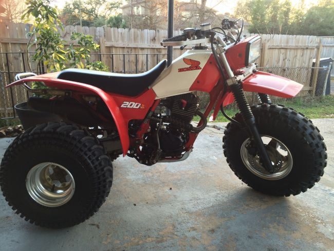 1986 Honda 200x 1984 Atv Four Wheeler For Sale In New Orleans Louisiana Sportsman Classifieds La