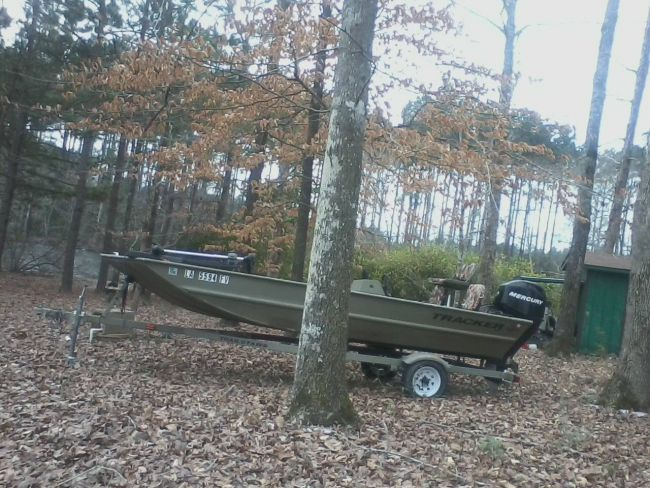 2009 Tracker Grizzly 1648 AWL Bass Boat For Sale in Monroe