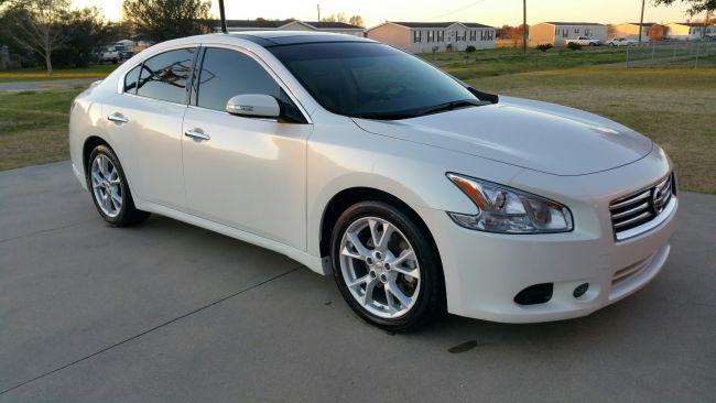 Maxima For Sale >> 2014 Nissan Maxima Premium Tech Pkg Cars For Sale In Louisiana