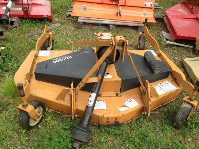 Used Woods 6 Ft  Finishing Mower - Louisiana Sportsman