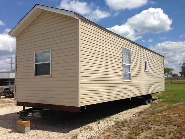 12x40 Forrest River Park Model (Camp/Trailer/Cabin
