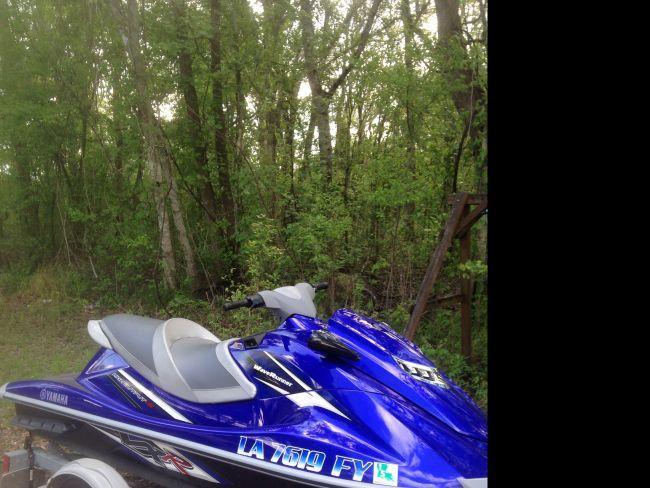 2011 Yamaha VXR Wave Runner PWCs For Sale in Louisiana