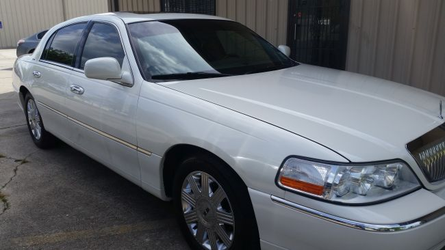 2004 Lincoln Towncar Ultimate L Series Cars For Sale In Lafayette