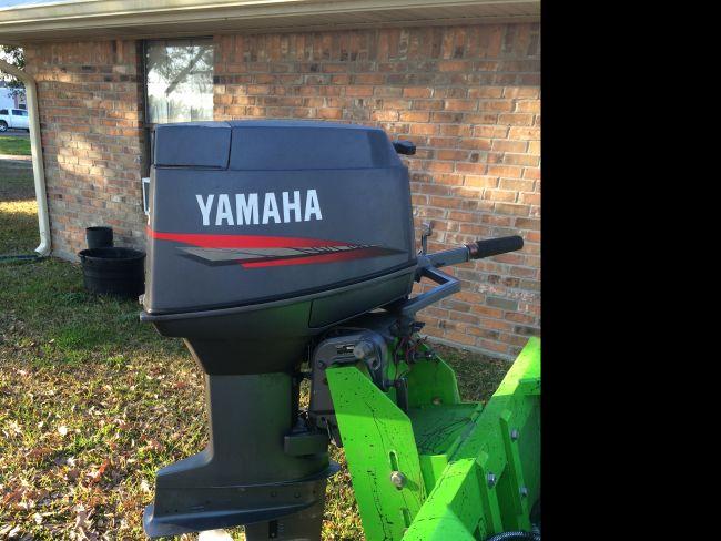 Yamaha 25 3Cylinder 2 Stroke - Louisiana Sportsman