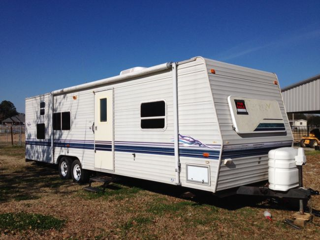 1999 Terry by fleetwood Travel Trailer For Sale in Lafayette