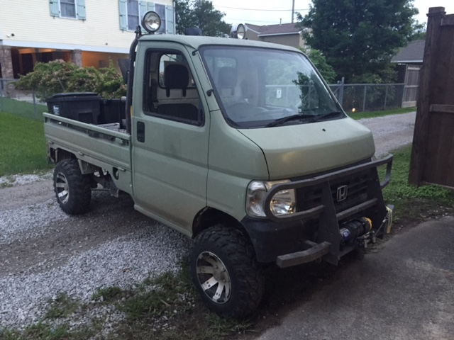 2000 Honda Mini Truck Atvs Other For Sale In New Orleans Louisiana