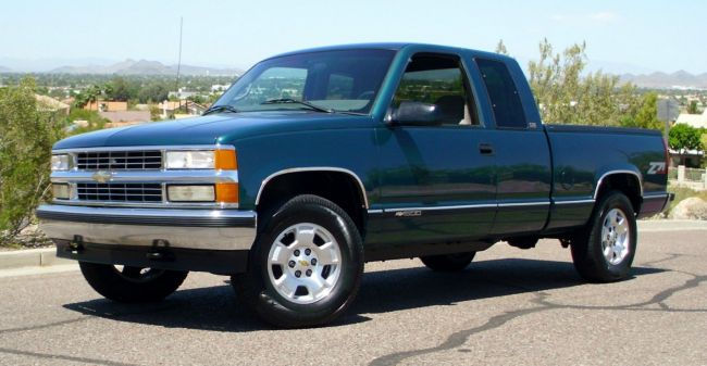1997 Chevy 1500 Silverado For Sale