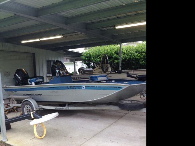 1994 Spectrum dominator Bass Boat For Sale in Louisiana