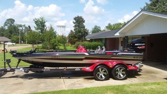 2014 Bass cat Cougar FTD Bass Boat For Sale in Monroe