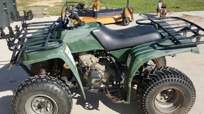 2000 Yamaha Beartracker 250 ATV & Four Wheeler For Sale in