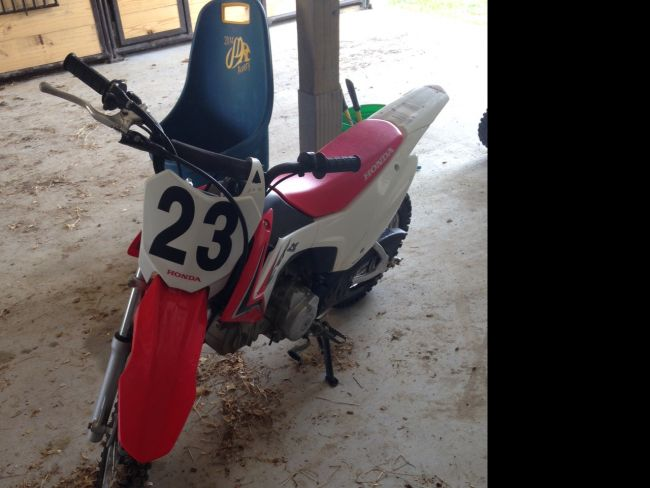 2014 Honda 110 CRF Dirt Bikes For Sale in Southwest