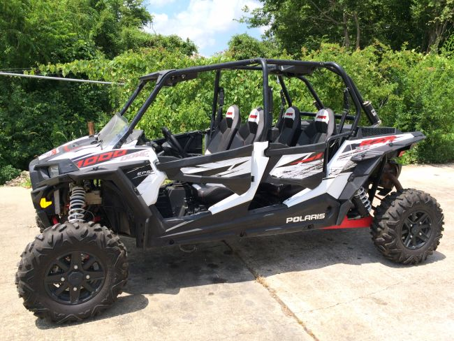 2014 Polaris Rzr Xp 4 1000 Atv Four Wheeler For Sale In Baton