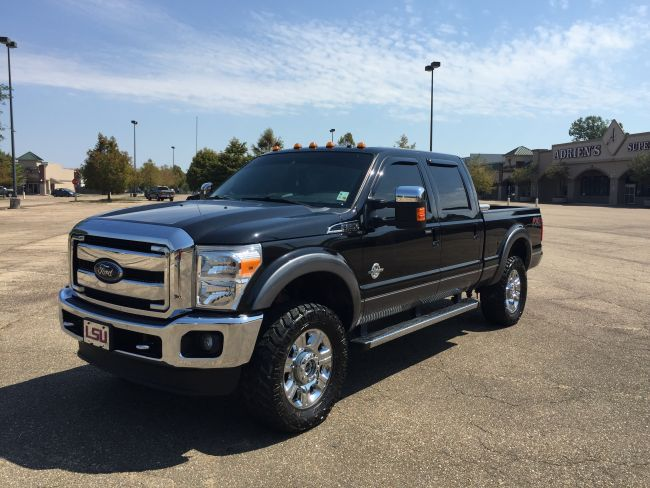 6.7 Powerstroke For Sale >> 2014 Ford F 250 Lariat 6 7l Diesel Pickup Truck For Sale In
