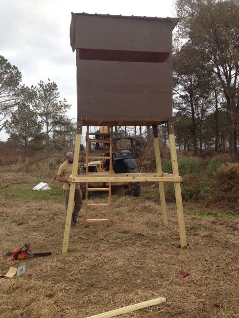 Deer Stand Elevator Brackets Louisiana Sportsman Classifieds La