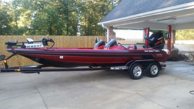 Skeeter Bass Boats For Sale >> 2008 Skeeter Zx250 Bass Boat For Sale In Alexandria
