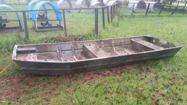 14 ft Aluminum Flat bottom Boat - Louisiana Sportsman Classifieds, LA
