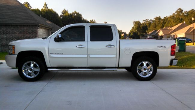 2013 Chevy Silverado 1500 Ltz 4x4 Pickup Truck For Sale In Louisiana