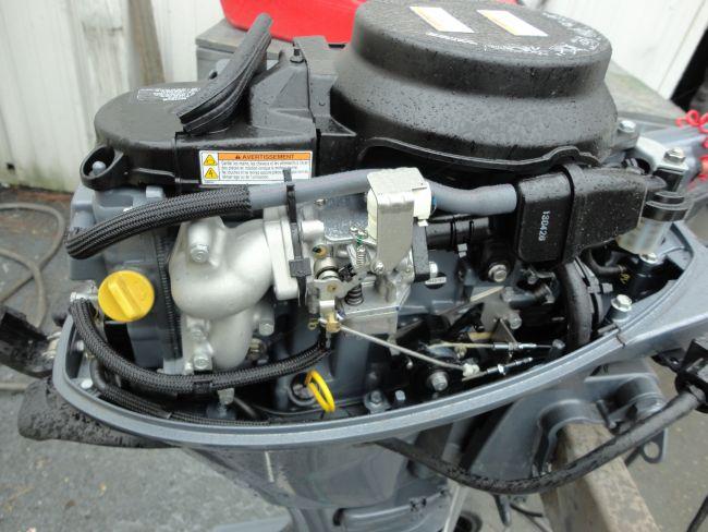 Like New Yamaha F20 4-Stroke F20SEHA Electric Start Short Sh