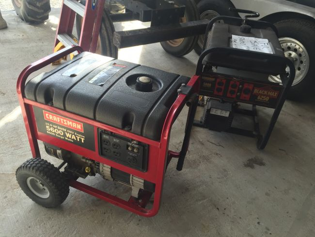 portable generators - Louisiana Sportsman Classifieds, LA