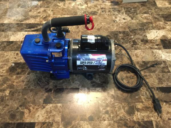 JB vacuum pump - Louisiana Sportsman Classifieds, LA