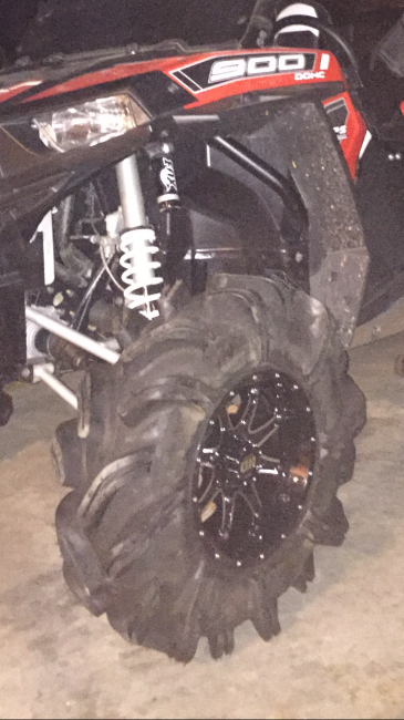 Atv Tires 29 5 Outlaw 2 On 14 Inch Sti Hd4 Rims Louisiana