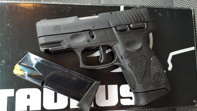 TRADE: New Taurus G2 9mm for PT92 or GI 1911 - Louisiana