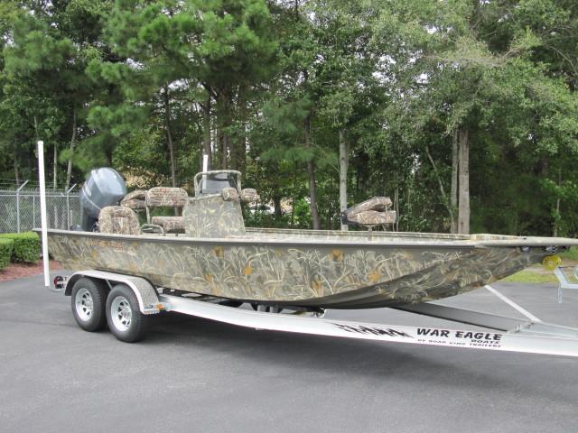 War Eagle Boats For Sale >> 2017 Blackhawk 2170 War Eagle Bay Boat For Sale In Louisiana