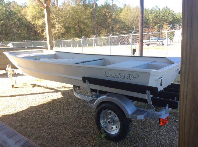 2014 1448 SEAARK Flat / Jon Boat For Sale in Southeast