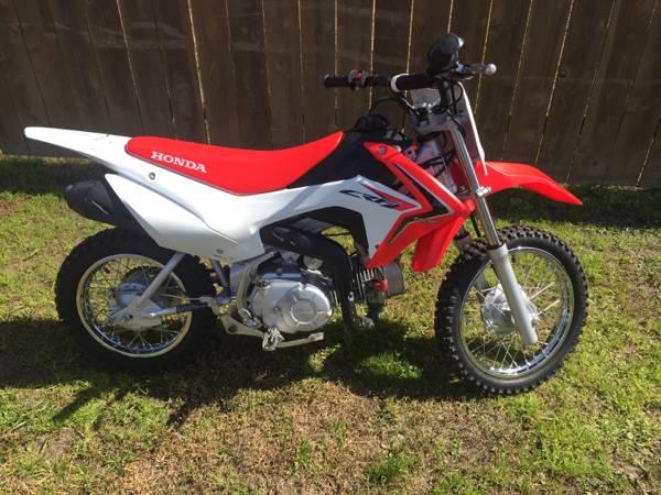 2014 Honda CRF 110 Dirt Bikes For Sale in Baton Rouge