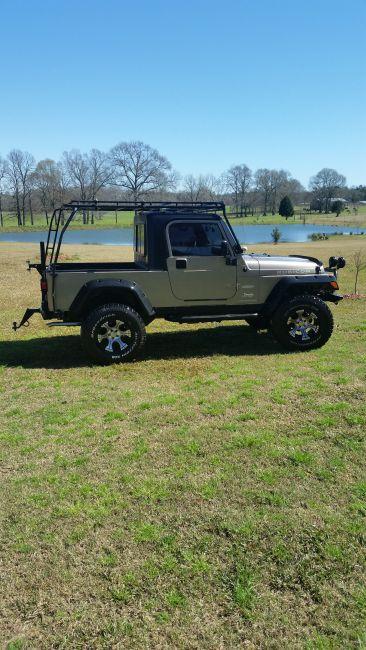 rubitrux jeep
