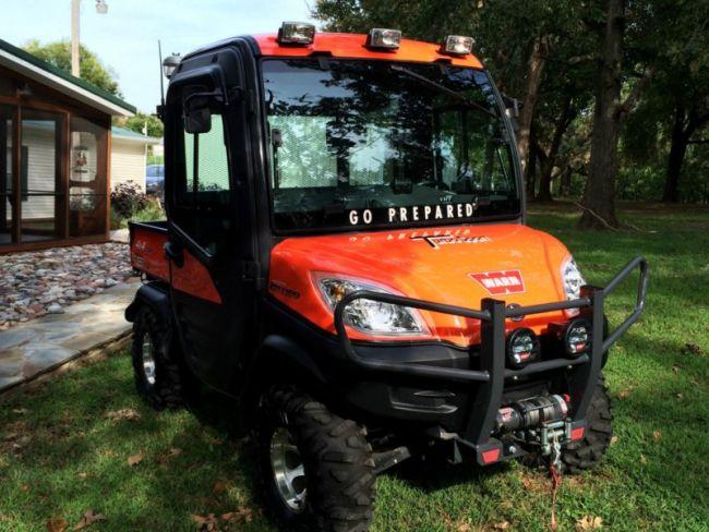 Kubota Rtv 1100 >> Kubota Rtv 1100 Diesel 4x4 Louisiana Sportsman Classifieds La