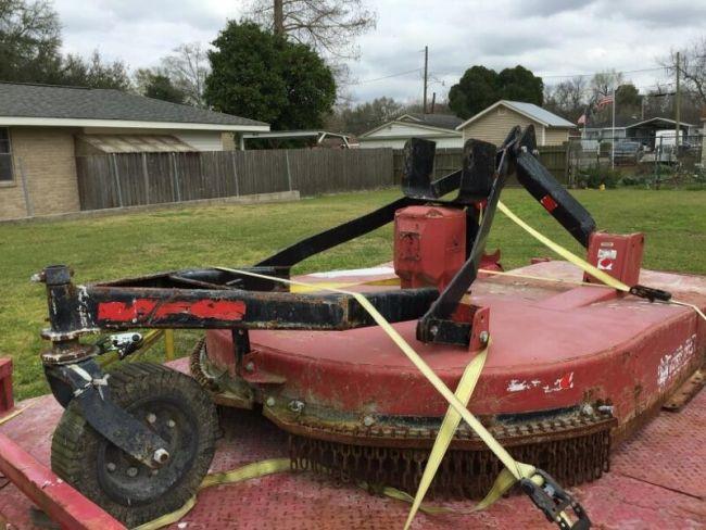 5' Heavy Duty Bush Hog for Sale - Louisiana Sportsman